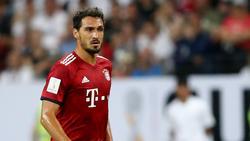 Mats Hummels hat sich zur Rotation beim FC Bayern geäußert