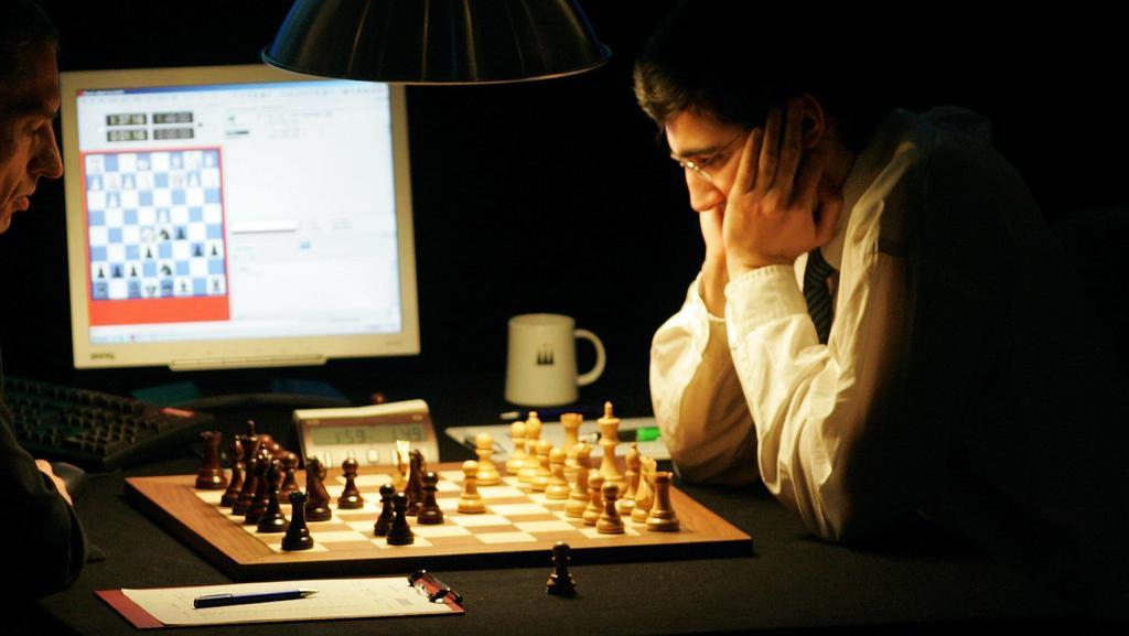 Computer sind nicht nur starke Gegner von Schach-Weltmeistern - sie sind auch beliebtes Hilfsmittel zum Betrug
