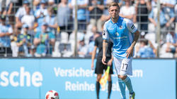 Daniel Wein und Co. haben einen Sieg gegen Würzburg verspielt