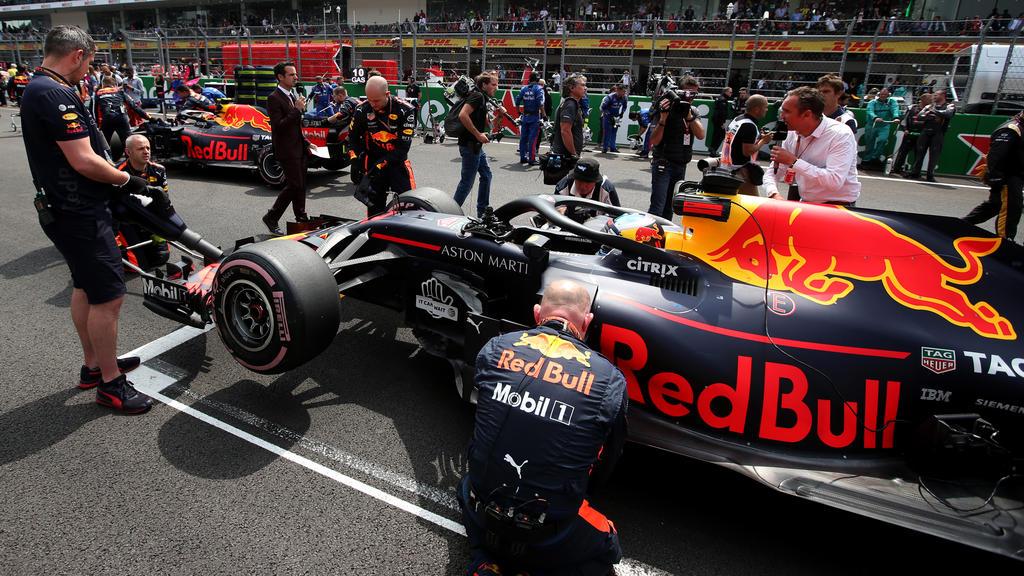 Was Red Bull in Mexiko gelungen ist, soll 2019 wieder der Normalzustand sein