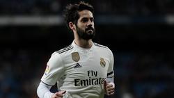 Isco no apuntaba a titular en el derbi madrileño. (Foto: Getty)