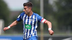 Muhammed Kiprit hat Hertha BSC verlassen