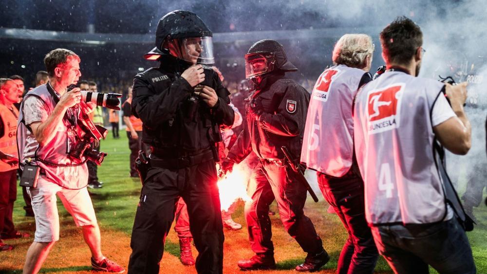 Hohe Geldstrafe für Eintracht Braunschweig