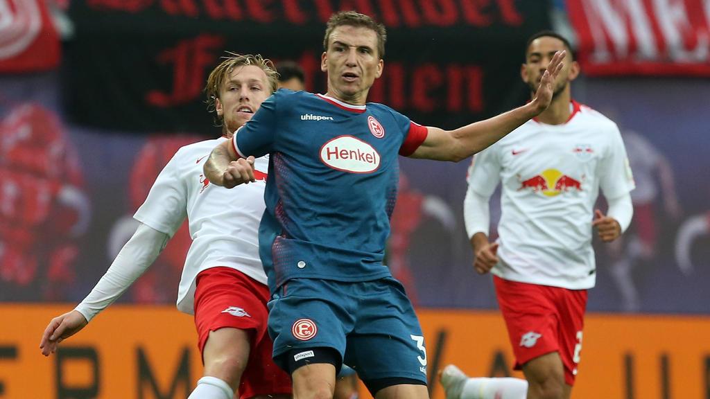 Marcel Sobottka fehlt Fortuna Düsseldorf