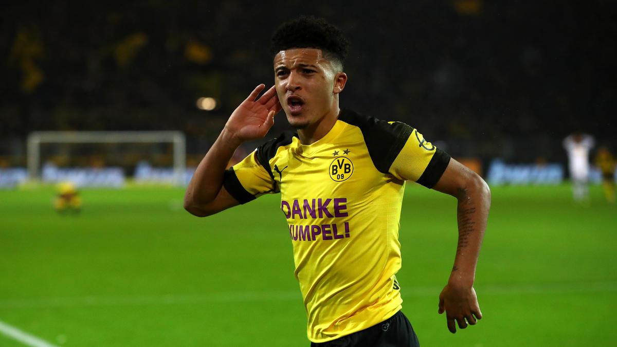 Sancho misst sich mit den größten Talenten Europas