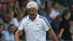 Werner Lorant will es mit 70 Jahren noch einmal wissen