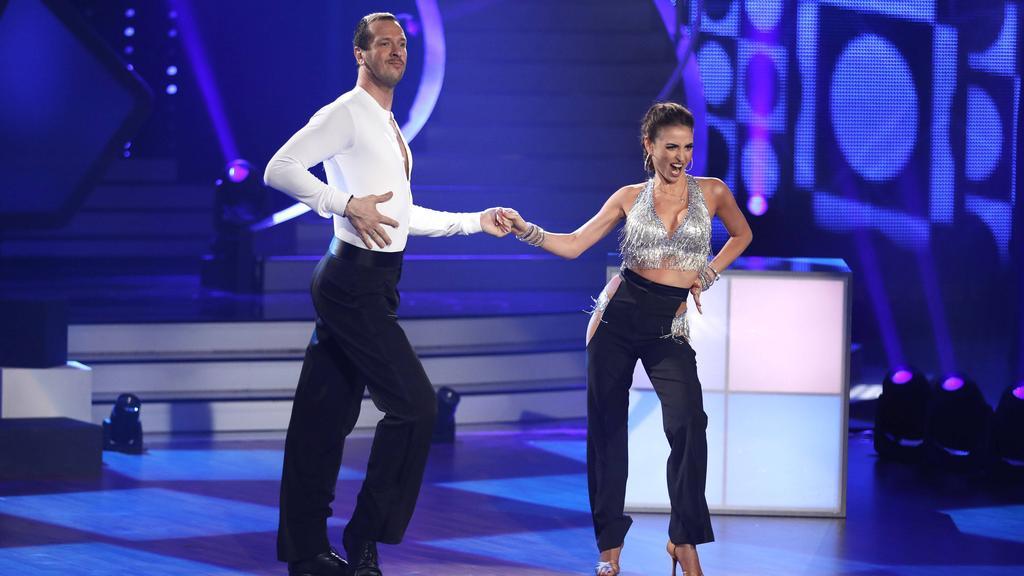 Pascal Hens tanzt mit Ekaterina Leonova bei Lets Dance