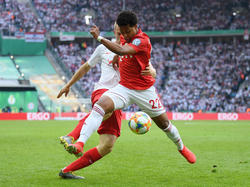 Pokal-Final-Action in Berlin