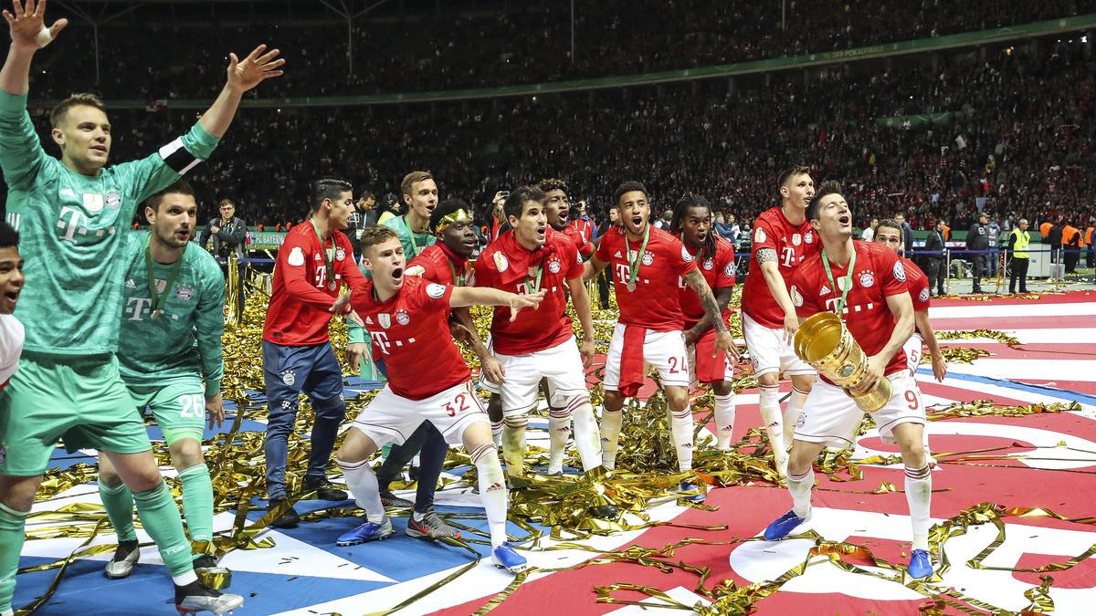 FC Bayern, BVB und FC Schalke 04 gehören zu den reichsten Klubs Europas