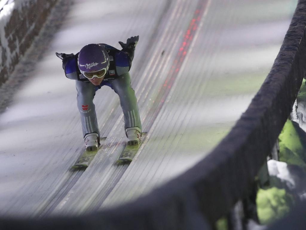 Andreas Wellinger sprang in Sapporo auf den zweiten Platz.