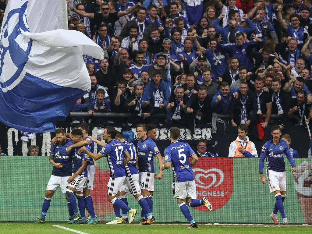 Schalke Sieg