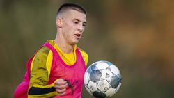 Wartet beim BVB noch auf sein Profi-Debüt: Tobias Raschl