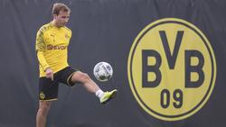 Kehrt Mario Götze dem BVB den Rücken