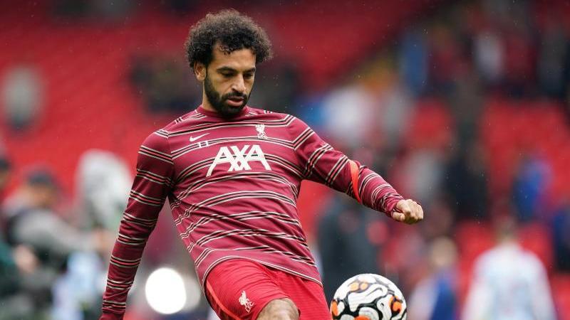 Spielt mit Ägypten um ein WM-Ticket: Liverpool-Star Mohamed Salah