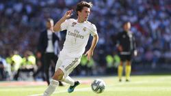 Álvaro Odriozola steht vor einem Wechsel zum FC Bayern