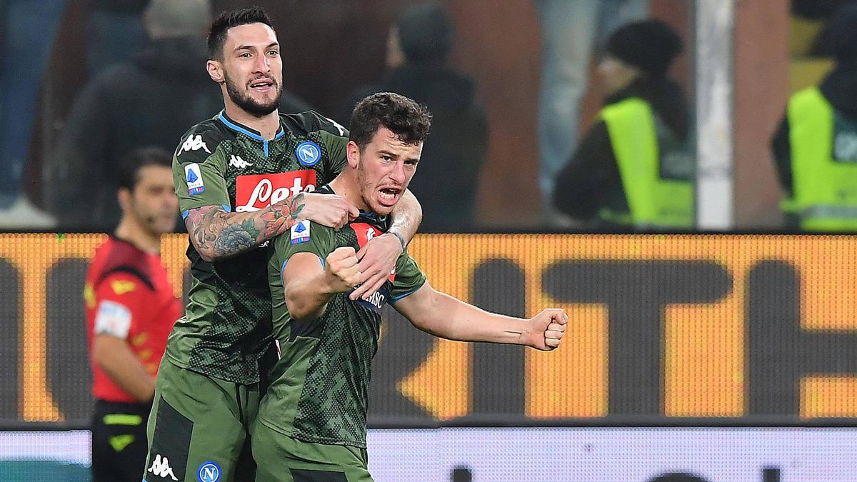 Diego Demme trifft gegen Sampdoria für seinen neuen Klub