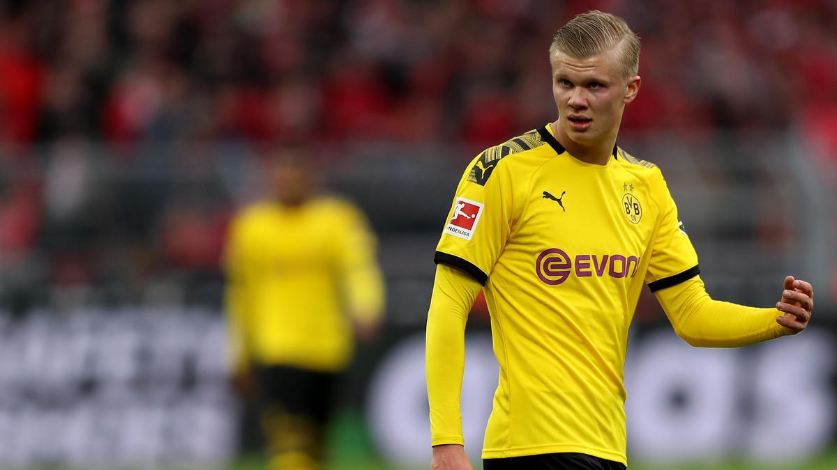 BVB-Star Haaland darf auf der Länderspielreise keine Interviews geben