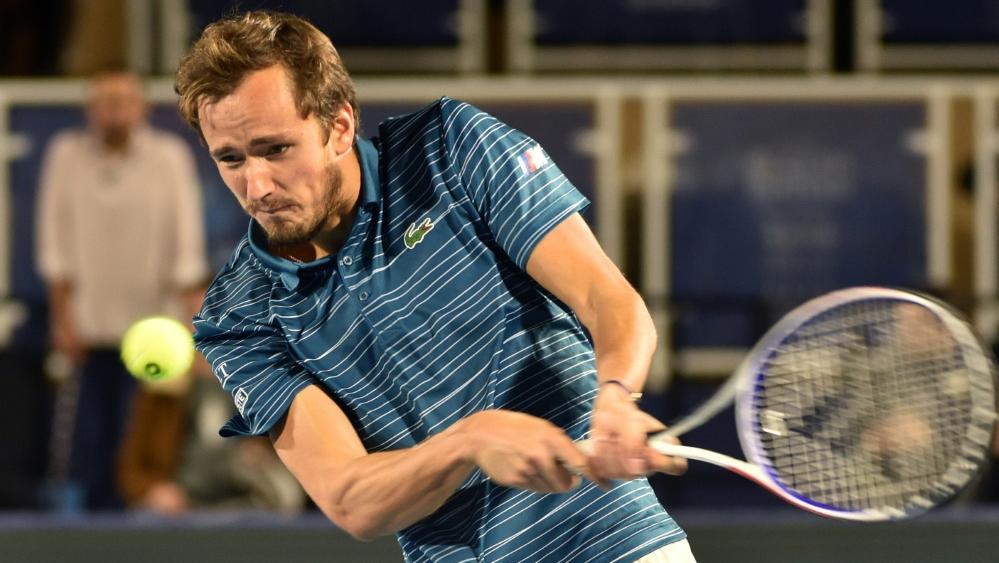 Daniil Medvedev hat sich für die ATP Finals in London qualifiziert