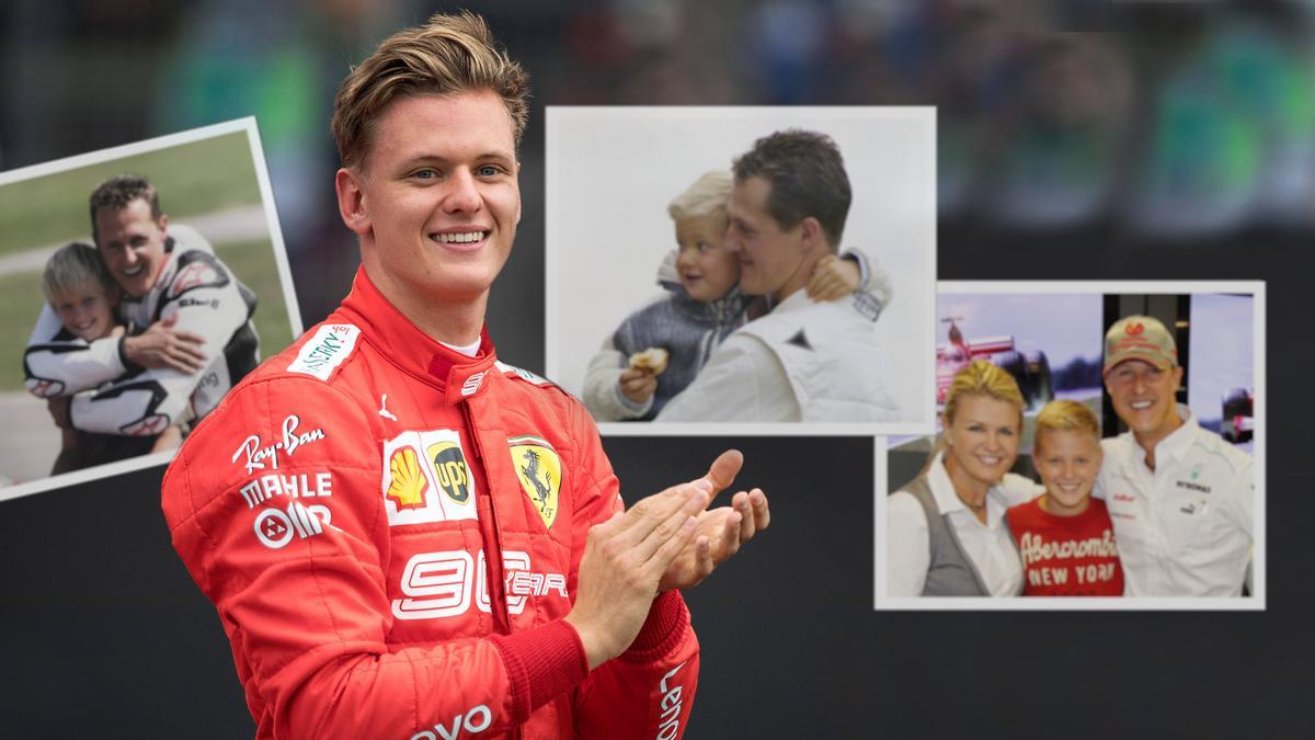 Mick Schumacher gehört zur Drivers Academy von Ferrari