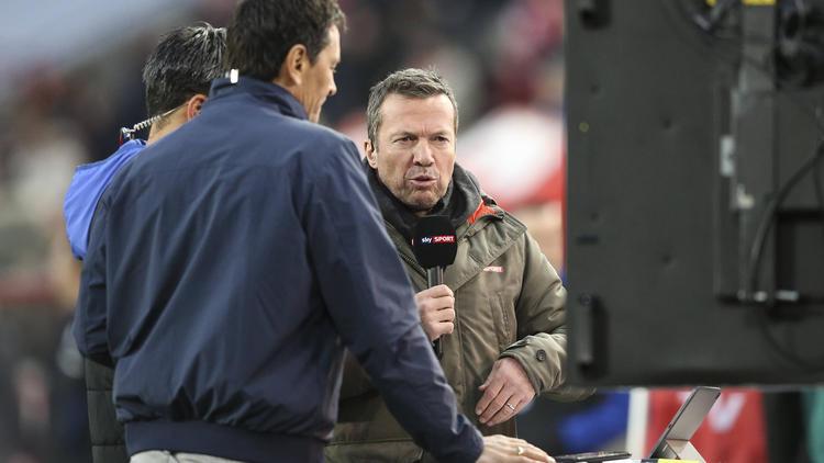 Spricht über FC Bayern, BVB und FC Schalke 04: Lothar Matthäus