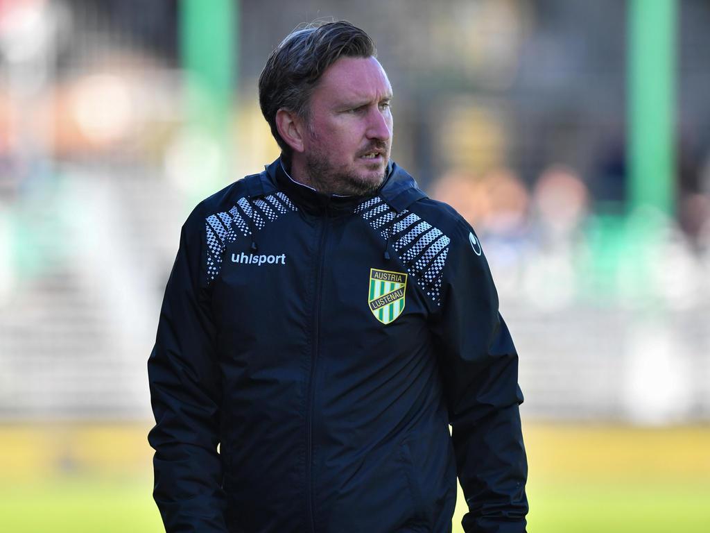 Trainer Alexander Kiene gehen die Spieler aus