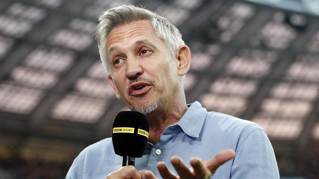 Gary Lineker schwärmte von Stars des FC Bayern und vom BVB
