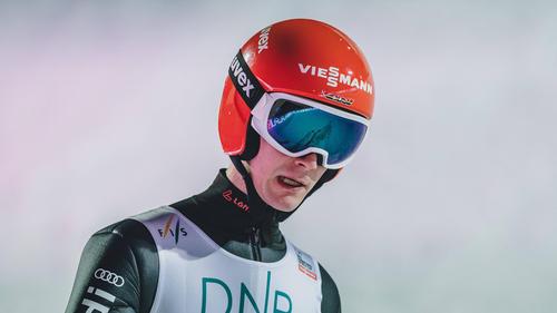 Glaubt an eine Austragung der Winterspiele 2022 in Peking: Skispringer Stephan Leyhe