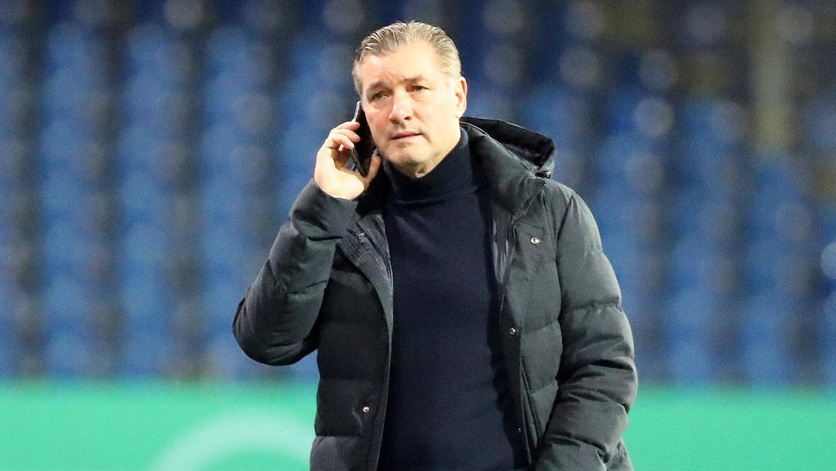 BVB-Sportdirektor Michael Zorc spricht über die sportliche Situation