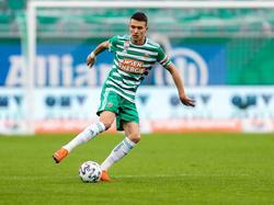 Dejan Ljubičić könnte es im Sommer zu Eintracht Frankfurt ziehen