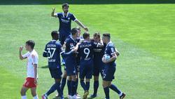 Der VfL Bochum gewann nach Rückstand deutlich
