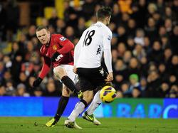 Rooneys Zauberfuß