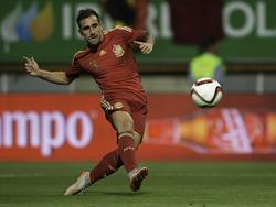 Paco Alcácer trifft gegen Costa Rica zum 1:1
