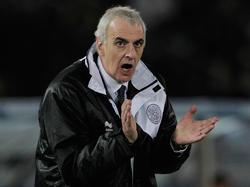 Jorge Fossati wird zum zweiten Mal Trainer von Katar