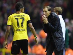 Pierre-Emerick Aubameyang bildeten in Dortmund ein schlagkräftiges Gespann