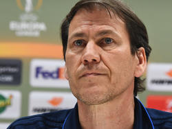 Rudi Garcia will in das Europa-League-Finale