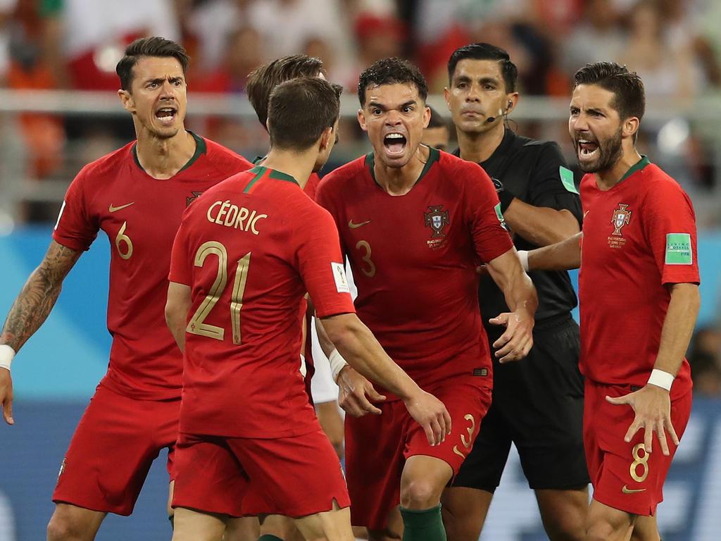 Portugal freut sich auf das Spiel gegen Uruguay