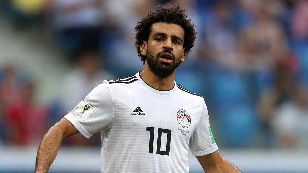 Mal wieder in aller Munde: Mohamed Salah