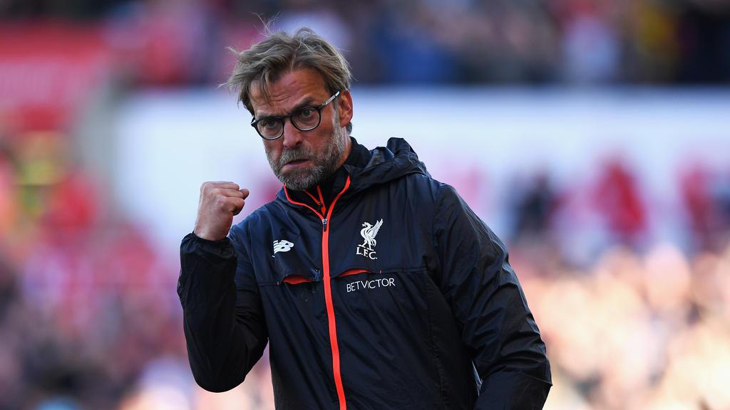 Jürgen Klopp trainiert den FC Liverpool seit drei Jahren