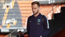 Ivan Rakitiv kann den FC Barcelona offenbar im Sommer verlassen