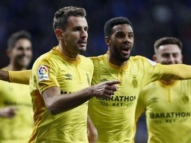 Stuani sigue siendo vital para el conjunto catalán. (Foto: Getty)