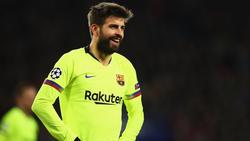 Gerard Piqué ist nun Besitzer des FC Andorra