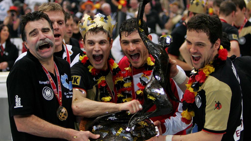 2007 wurde das DHB-Team bei der Heim-WM Weltmeister