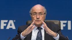 Sepp Blatter war jahrelanger Präsident der FIFA