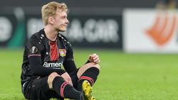Julian Brandt und Co. mussten sich Krasnodar geschlagen geben
