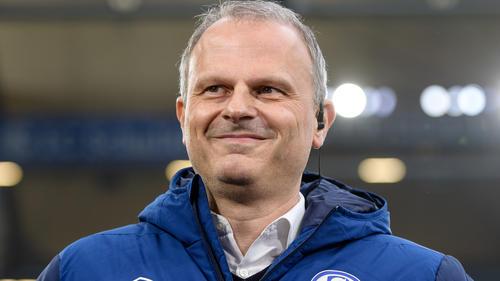 Bekommt Verstärkung beim FC Schalke 04: Sportvorstand Jochen Schneider