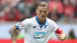 Eugen Polanski spielte zuletzt für die TSG Hoffenheim