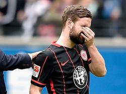 Wieder verletzt: Marc Stendera fehlt Eintracht Frankfurt nach einem Außenmeniskus-Riss