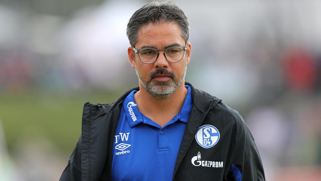 Entspannt: Schalkes neuer Coach David Wagner