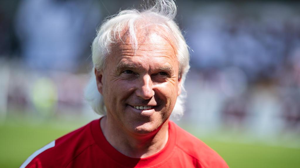 Peter Vollmann von Eintracht Braunschweig
