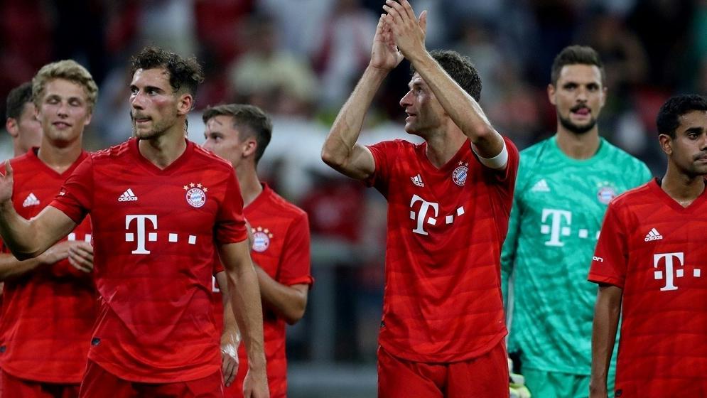 Über vier Millionen Menschen verfolgten den Bayern-Sieg